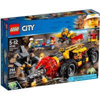 Lego City - Veículo De Perfuração - 60186