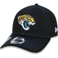 Boné Jacksonville Jaguars 3930 Sideline Road Nfl 100 New Era - Unissex
