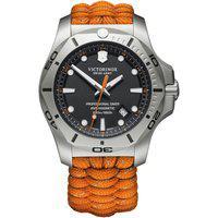 Relógio Victorinox Swiss Army Masculino Paracord Laranja - 241845