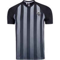 Camiseta Do Atlético-Mg Mood - Masculina - Preto
