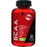 Aminofor Bcaa - 120 Tabletes - Vitafor - Unissex