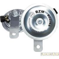 Buzina - Bzm - Linha Ford - 12V - Jogo - B72