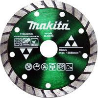 Disco Diamantado Maxturbo 110X20Mm - D56976 - Makita - Makita