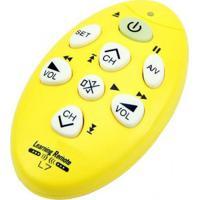 Controle Remoto Mxt Universal De Aprendizagem Amarelo