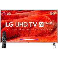 Smart Tv Led 50Pol Lg 4K Wi-Fi Usb Hdmi Thinq Ai 60Hz