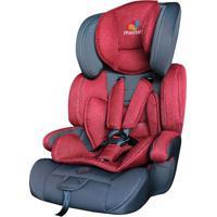 Cadeira Para Carro Allegra - Vermelho Escuro & Cinzaibimboo