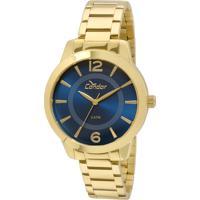 Relógio Analógico Condor Feminino - Co2035Kqe/4A Dourado