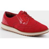 Oxford Feminino Tratorado Dakota B9741