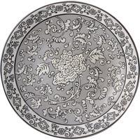 Prato De Parede Decorativo De Porcelana Birhan