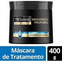 Máscara De Tratamento Tresemmé Hidratação Profunda 400G - Feminino-Incolor