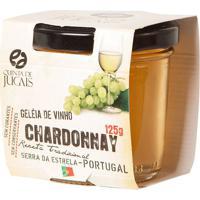 Geleia De Vinho- Chardonnay- 125G- Adega Alentejadega Alentejana