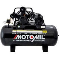 Compressor Cmw-15/175 140Lbs 3,0Hp Monofásico 30604.4 - Motomil