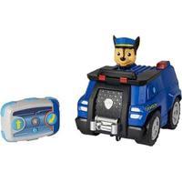 Carrinho De Controle Remoto Rc Police Cruiser - Unissex-Colorido