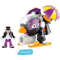 Helicóptero Do Pinguim - Imaginext Dc Super Amigos - Fisher-Price