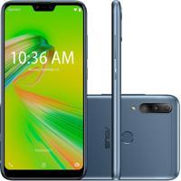 Smartphone Asus Zenfone Max Shot Zb634K 64Gb Desbloqueado Azul