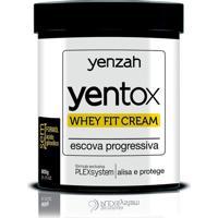 Yenzah Yentox Whey Fit Cream Escova Progressiva 900G