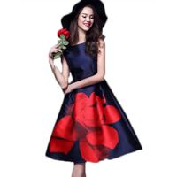 Vestido De Festa Longuete Rosa - Pp