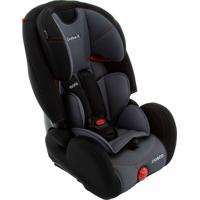 Cadeira Para Auto 9 A 36Kg Evolve-X Cosco Isofix Preta/Cinza