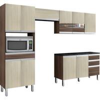 Cozinha Compacta Turmalina 11 Pt 3 Gv Mocaccino Com Teka