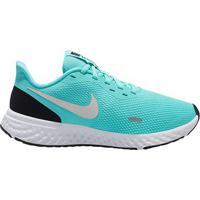 Tênis Nike Revolution 5 Feminino - Feminino-Verde+Preto