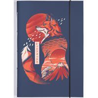 Sketchbook Japanese Fox
