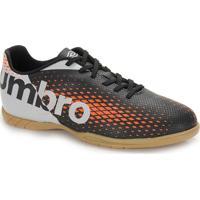 Chuteira Futsal Masculina Umbro Innverse - Preto
