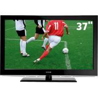 "Tv Cce Stile D37 - Preto - Hdmi - Conversor Digital - Tela 37"""