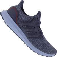 Tênis Adidas Ultraboost - Masculino - Azul Esc Mescla