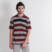 5ec3dddc11 Camisa Polo Masculina Com Bolso - MuccaShop