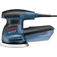 Lixadeira Excêntrica 250W 110V Gex 125-1 Ae Professional Azul E Preta