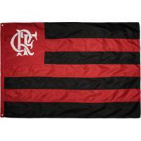 Bandeira Flamengo Tradicional Costurada - Masculino