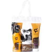 Kit De Tratamento Argan Active Hair - Fashion Cosméticosfashion Cosméticos
