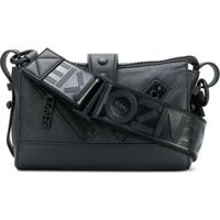 Kenzo Mini Kalifornia Sport Bag - Preto