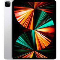 Ipad Pro Prateado Com Tela De 12,9, Wi-Fi, 256Gb E Processador Chip M1 - Mhnj3Bz/A