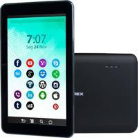 "Tablet Everex 7"" 8Gb Fine7 Evrq857A Preto"