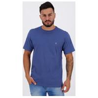 Camiseta Hurley Silk Heat Azul
