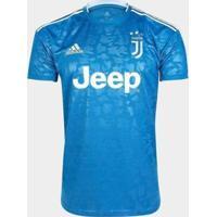 Camisa Juventus Third 19/20 S/Nº Torcedor Adidas Masculina - Masculino