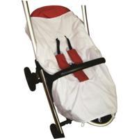 Cobertor Para Carrinho Bebe Produtos Branco