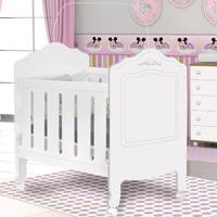 Berço Provence New Grade Fixa - Branco - Planet Baby