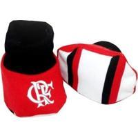 Pantufa Meia Flamengo Revedor