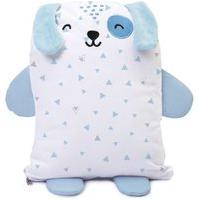 Travesseiro Naninha Mami Bichuus Azul