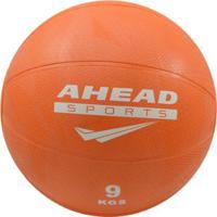 Medicine Ball Ahead Sports 9Kg - Unissex