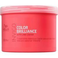 Wella Invigo Color Brilliance - Mascara Capilar 500Ml