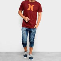 Camiseta Hurley Icon Masculina - Masculino