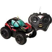 Carrinho De Controle Remoto Candide Batman Manobra 3 Funções