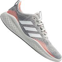 Tênis Adidas Fluidflow - Masculino - Cinza/Branco