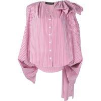 Y/Project Blusa Oversized - Vermelho