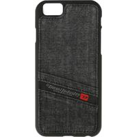 Diesel Capa Para Iphone 6 'Pluton Pocket' - Preto