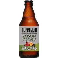 Cerveja Tupiniquim Saison De Caju - 310Ml