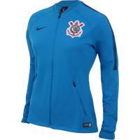 Jaqueta De Treino Nike Corinthians Feminina